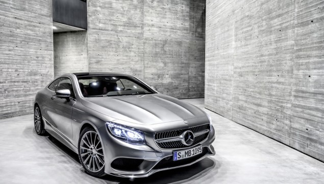 S-Class Coupé – Europe's Dream Car