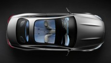Mercedes-Benz S-Class Coupe Concept Roof