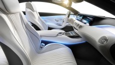 Mercedes-Benz S-Class Coupe Concept Front Seat