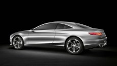 Mercedes-Benz S-Class Coupe Concept Exterior Side