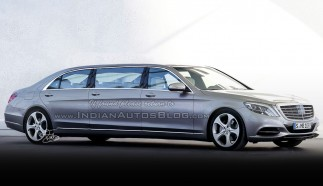 The Pullman would get the 6L V12 engine.
