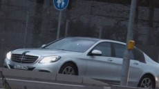 Mercedes-Benz S-Class Extra-Long Wheelbase