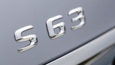 2014 Mercedes S63 AMG badge