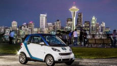 seattle washington smart car