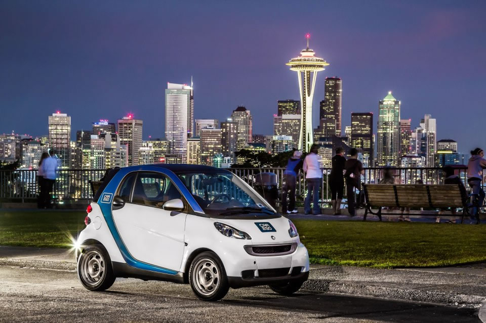 seattle washington smart car 10