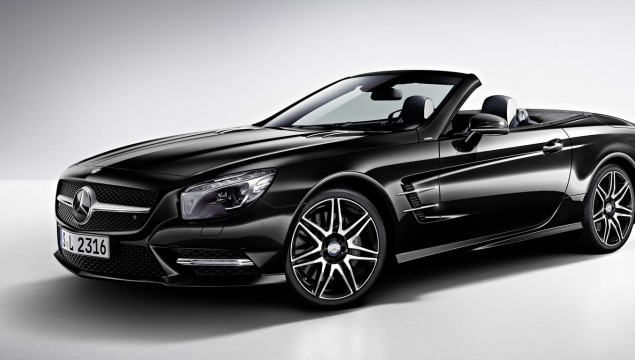Mercedes-Benz SL400 Roadster