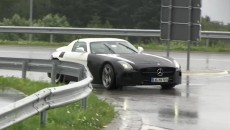 Mercedes SLS AMG Black Series Spy Photo