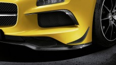 2014 SLs AMG Black Series air intakes