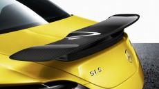 2014 SLs AMG Black Series spoiler