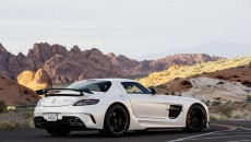 2014 SLS AMG Black Series Coupe exterior