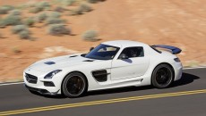 2014 SLS AMG Black Series Coupe aerial