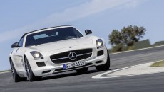 2013 Mercedes SLS AMG Roadster