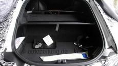 Mercedes GT AMG Trunk