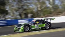 Mercedes-Benz SLS AMG GT3/Erebus Motorsport #63