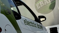 smart fortwo electric drive eball