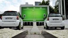 smart fortwo electric drive eball pong