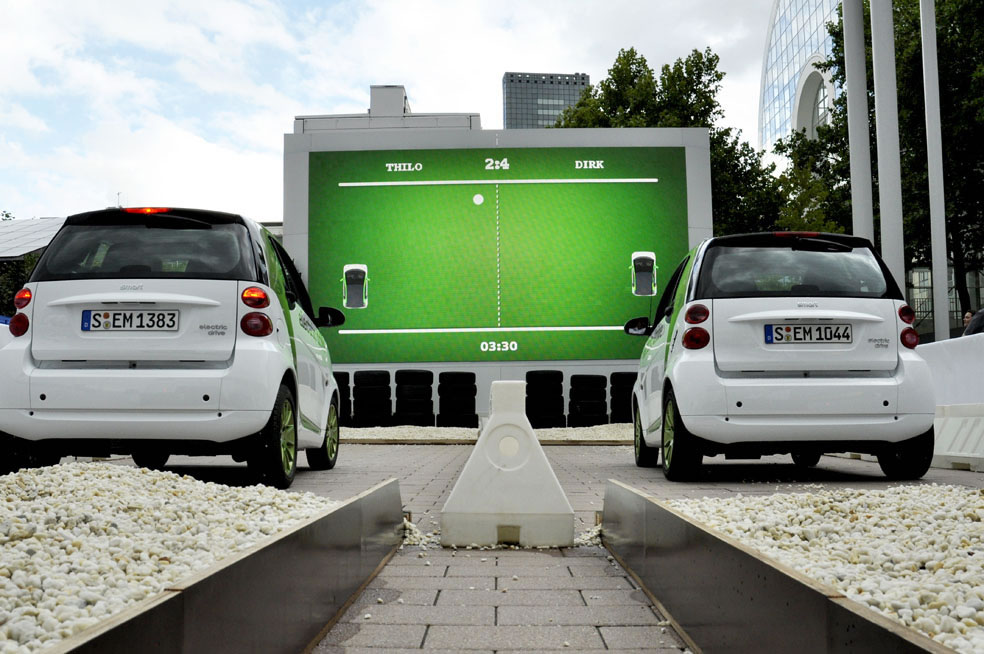 smart fortwo electric drive eball 2