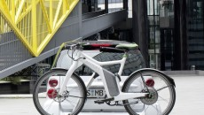 smart ebike on smart fortwo