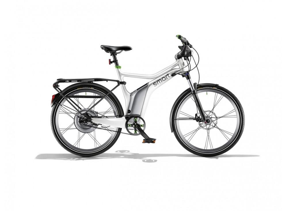 smart ebike comfort edition