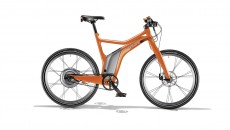 smart ebike orange edition