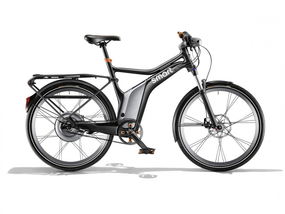 smart ebike black edition