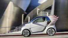 smart for two electric drive jeremy scott designer