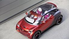 smart forstars NAIAS Detroit Auto Show 2013 exterior