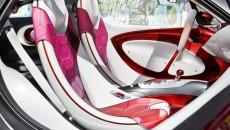 smart forstars NAIAS Detroit Auto Show 2013 seats