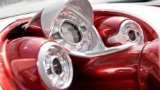 smart forstars NAIAS Detroit Auto Show 2013 instrument panel