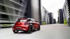 smart forstars NAIAS Detroit Auto Show 2013 driving
