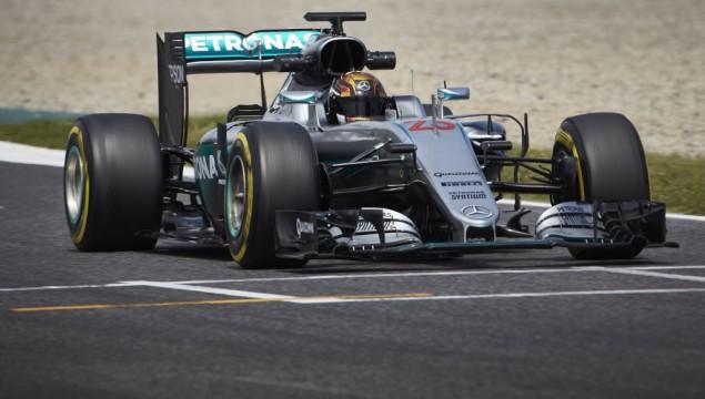 Formula 1 In-Depth: Driving Forwards Through Data