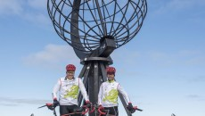 Bikers ride their Specialized S-Works nearly 5,000 miles across Europe for disadvantaged children.