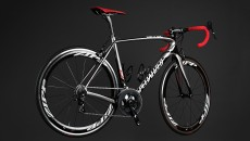 Specialized Tarmac SL4 Pro Race rear and side view