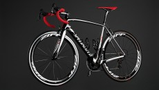 Specialized Tarmac SL4 Pro Race front and side view