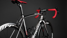 Specialized Tarmac SL4 Pro Race frame and SRAM Force 22 groupset