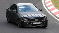 2014 Mercedes C63 AMG Spy Photo