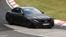 2014 Mercedes C63 AMG Spy Photo exterior