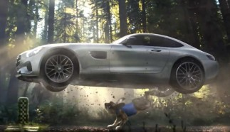 """Mercedes-Benz """"Fable"""" Commercial"""