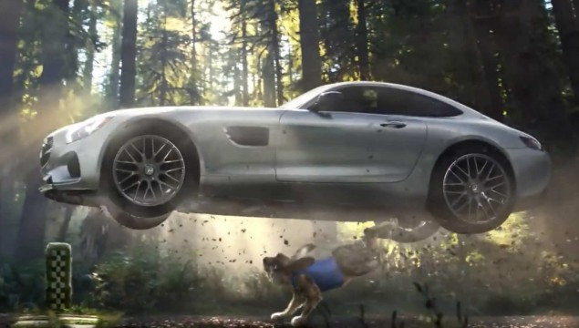 "Mercedes-Benz ""Fable"" Commercial"
