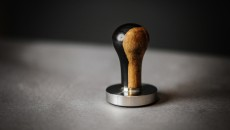 Torr Tamper African Blackwood Handle front view