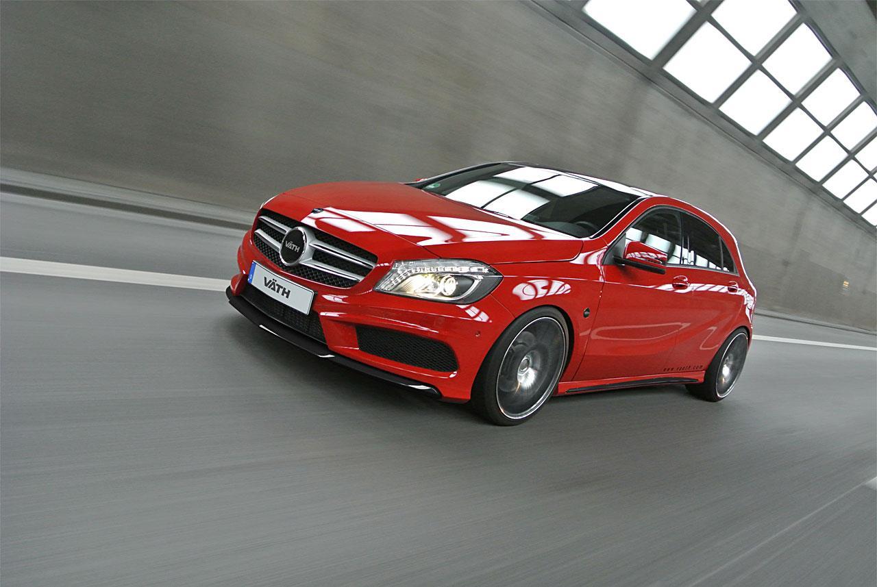 Vath Mercedes-Benz A-Class 4