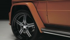 Wald Mercedes-Benz G-Class Sports Line Black Bison wheel