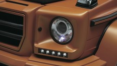 Wald Mercedes-Benz G-Class Sports Line Black Bison headlight