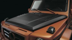 Wald Mercedes-Benz G-Class Sports Line Black Bison engine hood