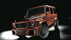 Wald Mercedes-Benz G-Class Sports Line Black Bison