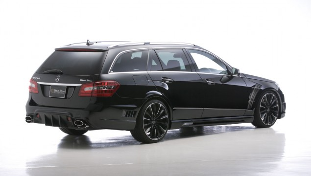 Wald Black Bison W212 E-Class Estate rear