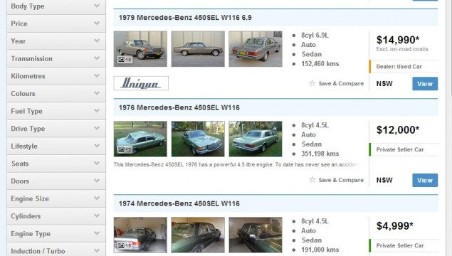 How The Internet Can Find your Stolen Mercedes
