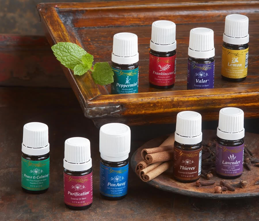 Young Living Essential Oils Everyday Kit