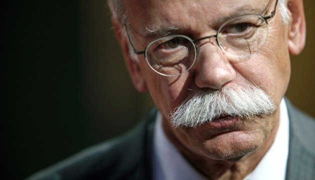 Dieter Zetsche on Mercedes-Benz's Sales Outlook